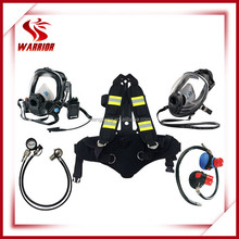 part of breathing apparatus respirator