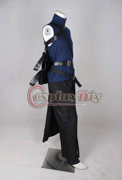 Custom-made Final Fantasy VII 7 Advent Cloud Strife Cosplay Costume