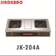 JK-204A 2 burner gas stove high pressure