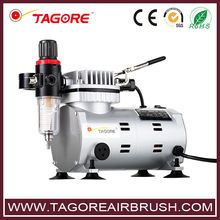 TG212 DC 12V air compressor Portable oil-less Mini airbrush air compressor