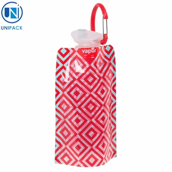 Best choice for dollar store bpa free Collapsible small spout pouch bag