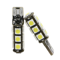 T10 194 W5W 13 SMD 5050 led break light bar error free DC12V for Automotive led interior indicator lights