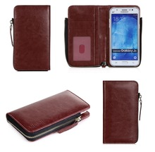 China Manufacturer Universal Protective Case Shockproof Wallet Mobile Phone Case