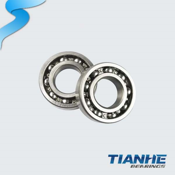 Good quality deep groove ball bearing 4201a CNC machine process