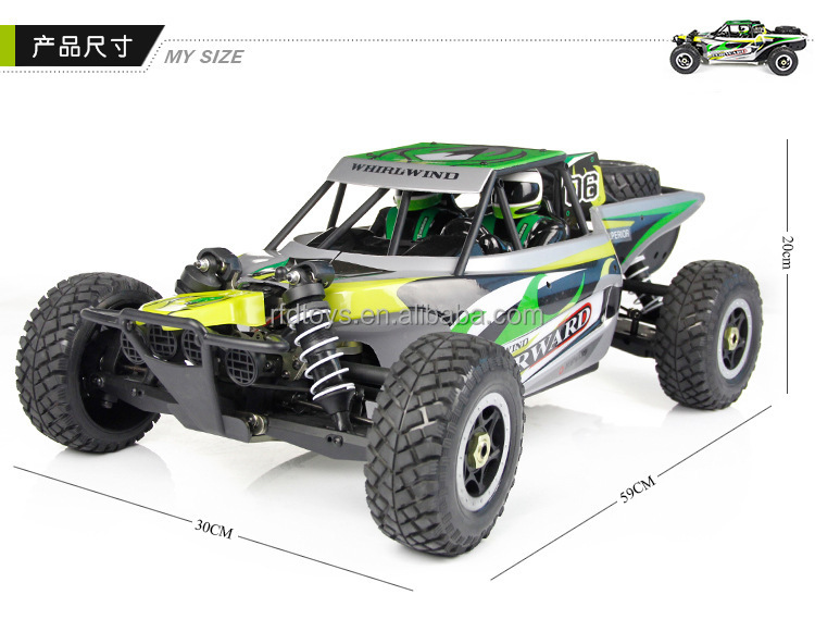 New arriving 1:8 scale 2.4G 4WD high speed racing rc car 4wd electric brushless
