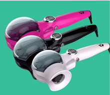 new updated Automatic Fast Curling Iron Showliss Auto Steam Hair Curler
