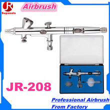 Dual Airbrush for nail art,makeup,Detailing Of Tattoo