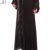 KJ Newest trumpet sleevecheap long cardigan kimono abaya dubai ladies open front cardigan