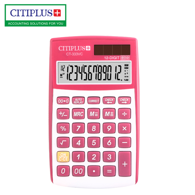 CITIPLUS high quality oem calculator small size calculator