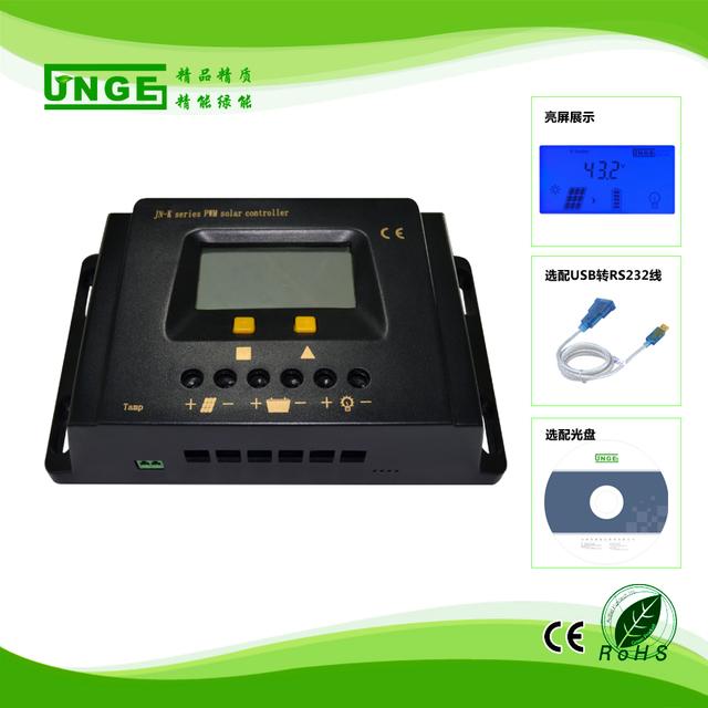 JN-K Advanced Numerical Control Technology 24V 10A Solar Tracker Controller