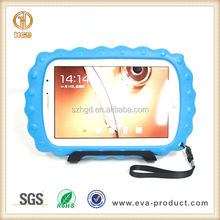 High quality shockproof kids 8 inch tablet case for samsung galaxy N500