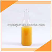 The Latest 500ml Clear Drink Beer Bottle Glass
