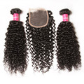 front lace closures match with malaysian hair bundles