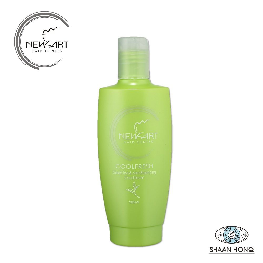 Green Tea & Mint Clarifying Conditioner - Instant Restoration of Radiant and Shiny Touch