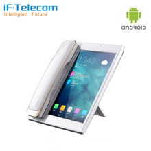 Tablet Smartphone fixed phone Bluetooth video phone with WIFI HD Camar