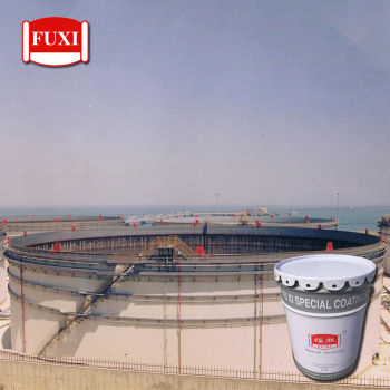 FXB52-04 Weatherproof Cold Galvanized Zinc Coated Oil Storage Tank Paint