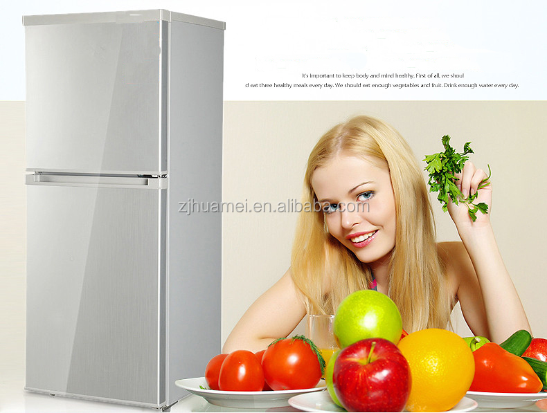 108L Double Door Home <strong>Refrigerator</strong>