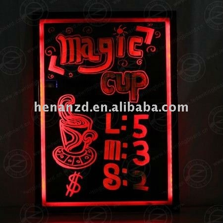 2011 Canton Fair LED Moving Sign