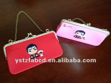 Silicone handbags fashion designer 2012 with imprinting logo