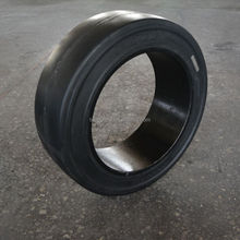 Press on band solid tire 10 1/2*4*6 1/2, fork lift press on tyre 10 1/2x4x6 1/2