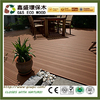 Composite Pool plastic wood plank flooring Popular in UK