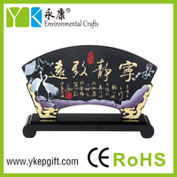 Hot sale cheap new unique design Environmental friendly show pieces for home decoration
