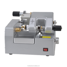 China high speed lens cutting machine optical lens grinding machine