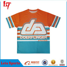 Fashion design wholesale custom short sleeve t shirt high quality subliamtion jersey for men cheap china wholesale clothing