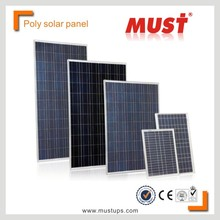 China manufacturer very popular factory price Poly PV solar panel 150W