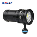 7000 lumens 2* CREE XP-70 LED + 2*XPE red +2*UV LED +CREE XPL-HI LED diving powerful led flashlight