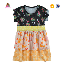 CONICE NINI brand fashion design small girls dress summer baby dress girls