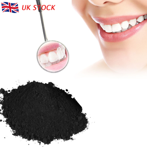 Alibaba Hot Sales Organic Natural OEM And ODM 60g Teeth Whitening Charcoal Powder