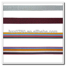 Satin jacquard webbing band for wedding dress 2012