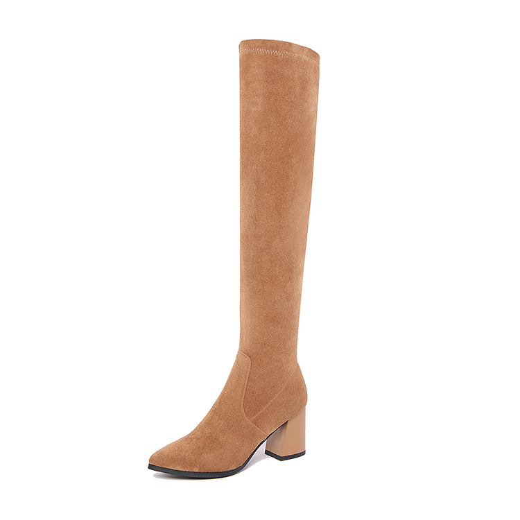 high quality 100% hand made new model high heel ladies boots