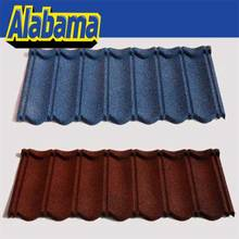 color Aluminum-zinc prepainted corrugated roof tile, corrugated sheet metal roofing used, roofing tile for villa(house)