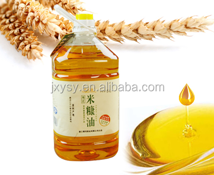 Crude Edible Cooking Oil Edible Rice Bran Essential Oil Made In China