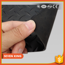 China supplier anti vibration industrial deck rubber floor mat