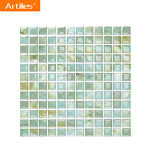 Mosaic Wall Tile Stickers Realistic Looking Stick On Wall Tile Transfers Directly No Middleman
