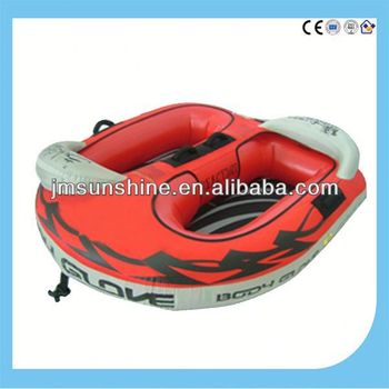 towable snow tube /boat tube / water ski tube / inflatable snow tube