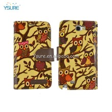 Owl Case Animal Design for Samsung Galaxy S4