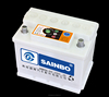 12v mf car battery Low Self-discharge high rate car battery
