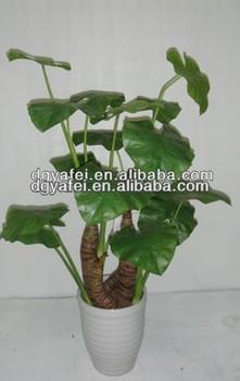 Indoor artificial tropical dishlia plants sale buy for Artificial pond plants sale