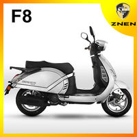 2017 New Generation Quality 2 stroke engine Scooter Gas and Electric CE Approved Scooter