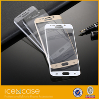 For iphone 6 6s Tempered Glass 3D Full Cover Curved Glass 9H Hardness Explosionproof Anti-Scratch Screen Protector