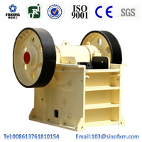 Mineral Breaking Machine PE200*350 Jaw Crusher for Hard Stone