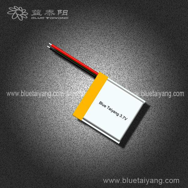 hearing aid batteries 952223 3.7v 300mah li-polymer rechargeable battery