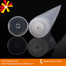 plastic tube custom cosmetic packaging in small quantities