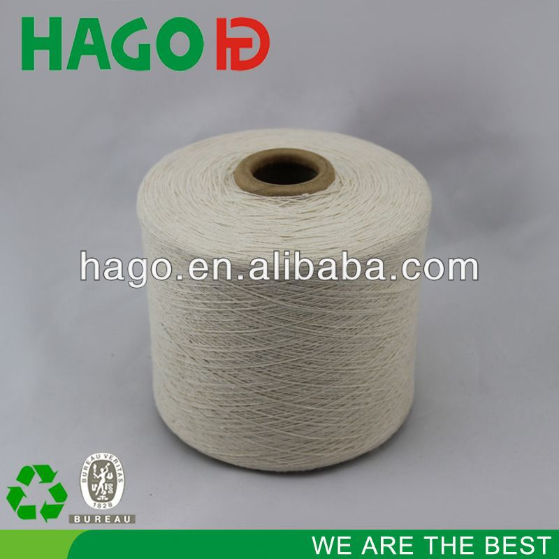 Ne 8s 100% cotton yarn waste