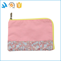 2015 logo printed calico women promotional giveaways bags