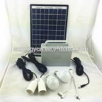 18V 8W Solar power home system BST-33 Small System saving Cost For Electricity Environmental Friendly